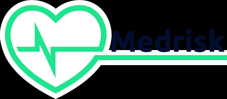 Medrisk - Formations de premiers secours - Logo principal